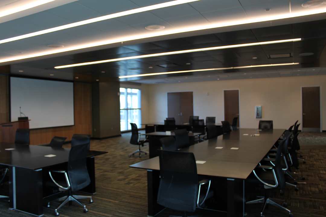 Upstairs Conference Room at RTP