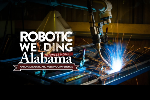 Registration for 2016 National Robotic Arc Welding Conference